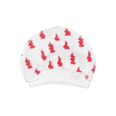 Шапочка біла Червоні блискавки