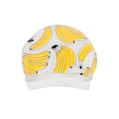 Шапочка біла Банан