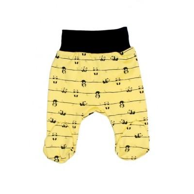 Повзунки жовті Панда