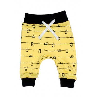 "yellow panties ""Panda"""