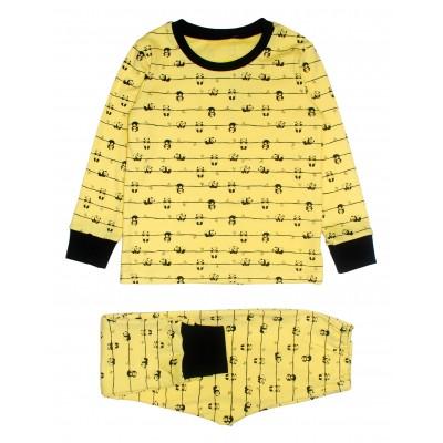 Піжама жовта Панда