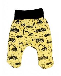 "yellow ""tractor"" sliders"