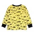 Піжама жовта Тракторці