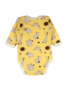 Body 'Magical forest' yellow
