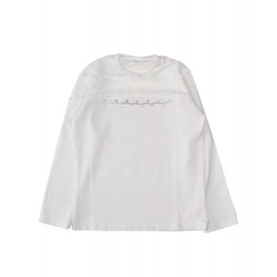 Блузка біла