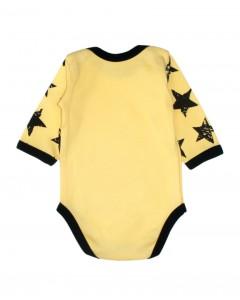 Бодік жовтий Stars тільки рукава