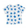 Футболка біла Stars сині