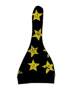 Шапочка чорна Stars
