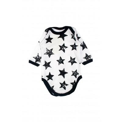 Бодік білий Stars 1241011