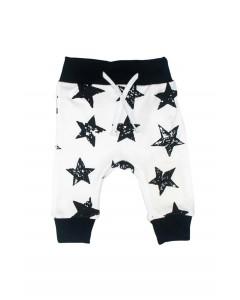 Pants 'Stars' white