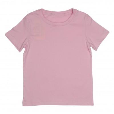 Футболка світло-рожева